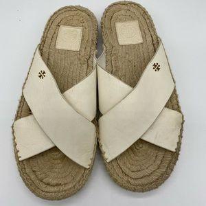 Tory Burch Bima Espadrille Sandals